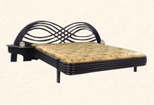 Спальный гарнитур Вермонт из ротанга BDS23