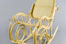 Кресло-качалка Династия из ротанга ARS22