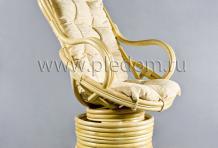 Кресло-качалка Медео из ротанга ARS5