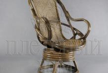 Кресло-качалка Виндзор из ротанга ARS6