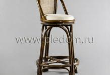 Барный стул Стелла из ротанга B2