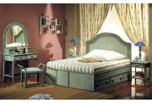 Спальный гарнитур Аркадия из ротанга BDS43