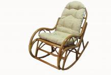 Кресло-качалка Нуга из ротанга ARS7