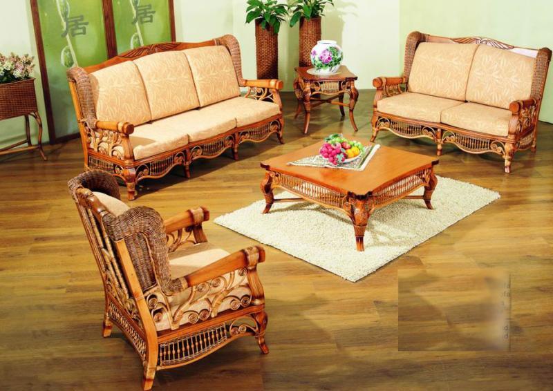Заказать Плетеная мебель из искусственного ротанга по